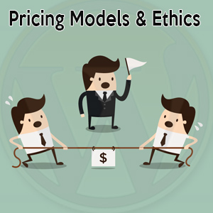 Pricing Models & Ethics Graphic