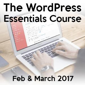 WordPress Essentials Course