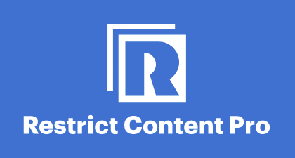 Restrict Content Pro Logo