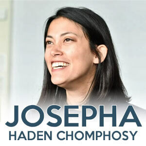 Picture of This week interview Josepha Haden Chomphosy
