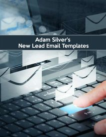 Adam's Email Lead Ebook